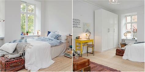 Bedroom Decor Style Apartment A Scandinavian Decor Home Interior Design
