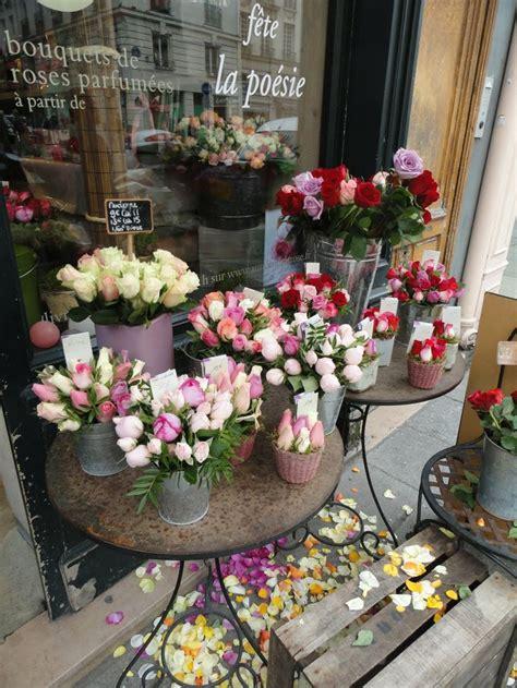 flower shop in paris paris france they display all paris flower shop shops more pinterest
