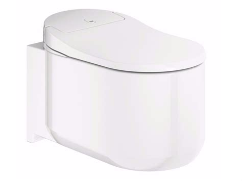 Sanitär Bidet by Wall Hung Toilet With Bidet Grohe Sensia 174 Arena By Grohe