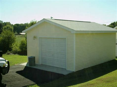 single car garages 1 car garages nashville tn primier garage builder free
