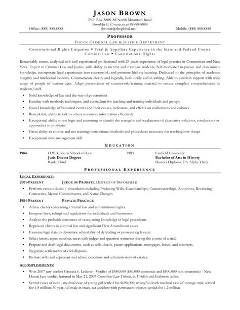 Sle Resume Personal Injury Paralegal Personal Injury Paralegal Resume Sle 28 Images Sle Lawyer Resume Template Real Estate