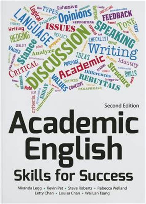 For Academic Purposes A Successful Way To Learn Scientific academic miranda legg 9789888208647