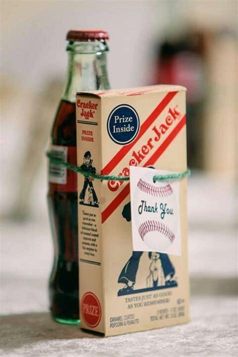cracker jacks wedding favors the world s catalog of ideas
