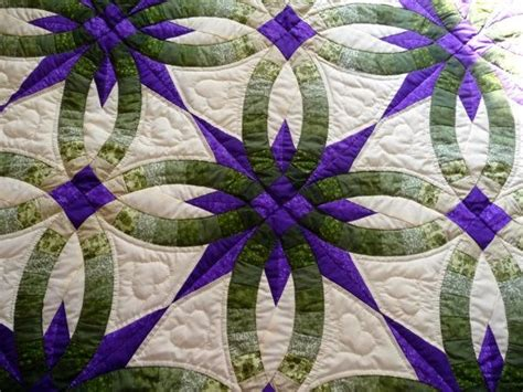 Wedding Quilt Patterns by Wedding Quilt Handmade Amish Quilt