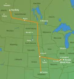 keystone pipeline map 301 moved permanently