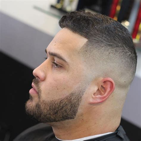 hairstyle for men with huge face bald fade haircuts for men with their big face cool