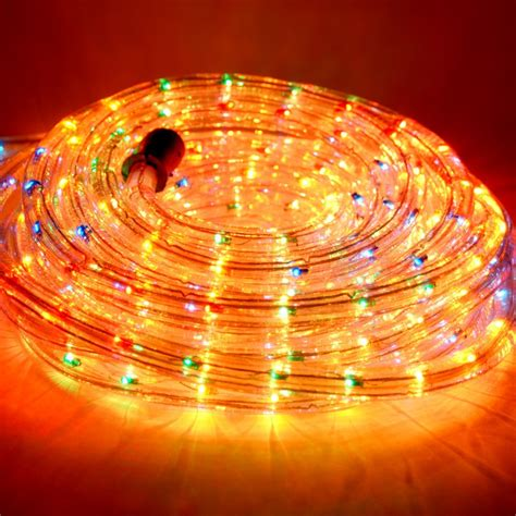 ultra bright led chaser rope lights christmas lights for