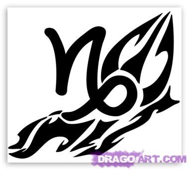 tribal capricorn tattoos for men capricorn images designs