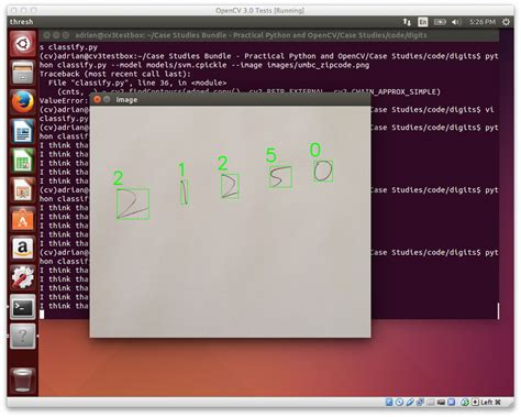 tutorial python debian install opencv 3 and python 2 7 on ubuntu pyimagesearch