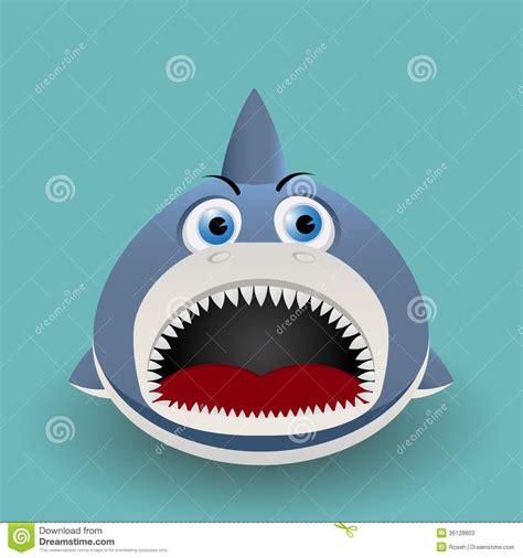 baby shark x2 cute baby shark stock photos image 36128803