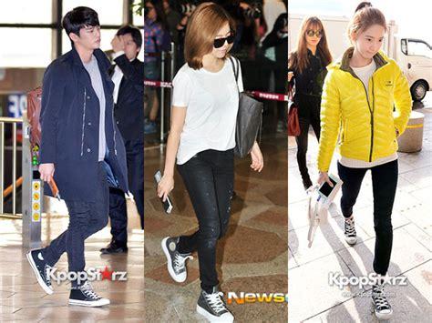 Sepatu Docmart Boots Sneakers Docmart Kets Korean Stlye 1 k world brand sepatu yang sering digunakan k pop idol