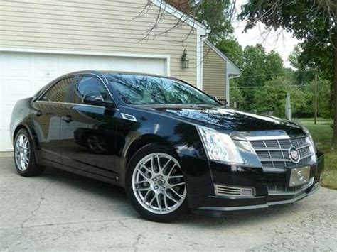 2008 Cadillac Cts Price by Purchase Used 2008 Cadillac Cts 3 6l Awd Price 9 100 In