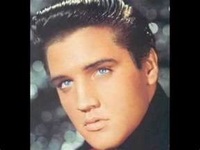 elvis eye color elvis i ll never
