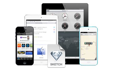 ios sketch template 40 free ui kits and templates for sketch app