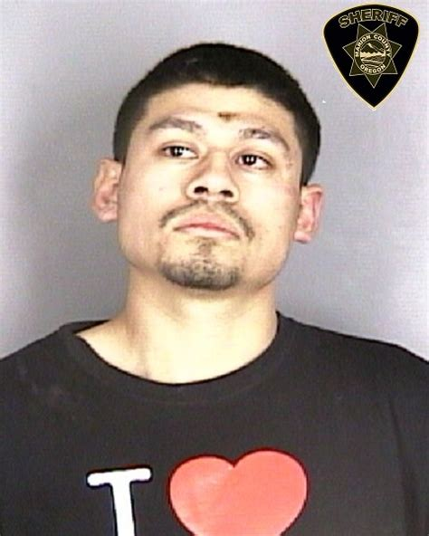 Marion County Oregon Court Records Jaime Cabrera Inmate 20817128 Marion County Near Salem Or