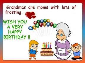 loving birthday wish for grandmom free grandparents