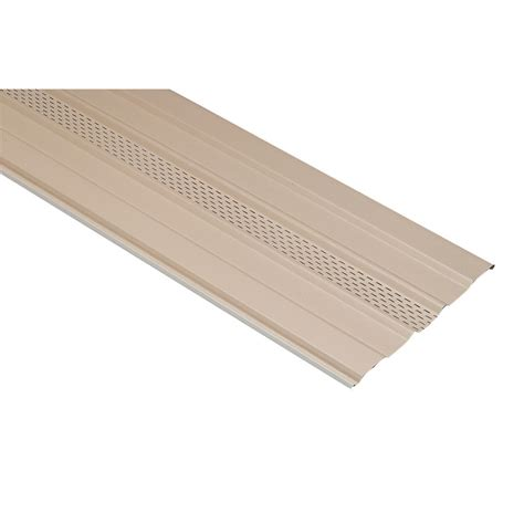 shop 16 in x 7 979 ft vented vinyl skirting at lowes