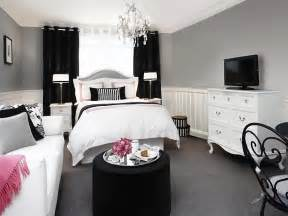 black white pink bedroom optimize your small bedroom design hgtv