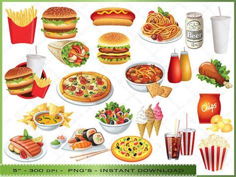 Diner Food Clipart 41