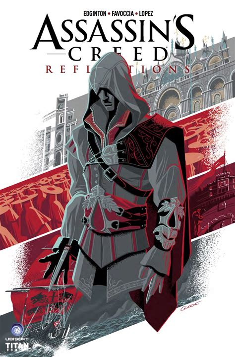 assassins creed reflections 1782763147 assassin s creed reflections issue 1 comic review thexboxhub