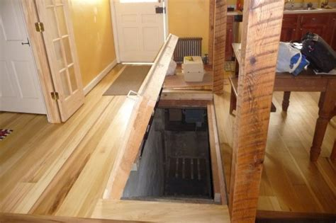 Trapdoor to Basement to replace ours!   For the Home