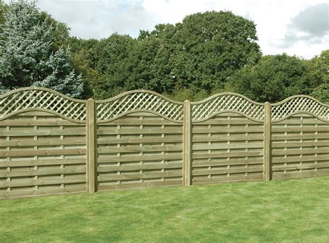 Garden Trellis Tops Fencing Suffolk Timber