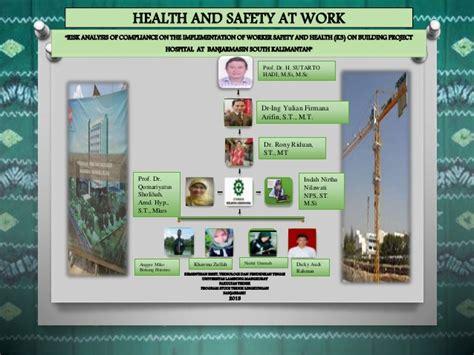 Improving Our Safety Culture Buku Manajemen pengantar k3 analisis resiko dari kepatuhan pekerja terhadap penerapa