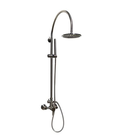 Outside Shower Faucet by Stainless Steel Outdoor Faucet Model Number Sr201 Sunrinse Outdoor Showers