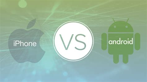 android or ios iphone vs android best smartphone macworld uk