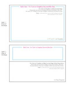 template for envelope printing a6 envelope printing template free