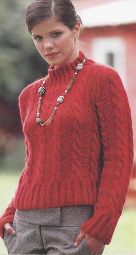 modelos de sweaters en dos agujas de mis manos tejidos y ganchillo y dos agujas pullovers dos agujas pinterest