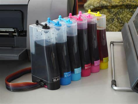 Printer Tinta cermat memilih tinta printer inkjet