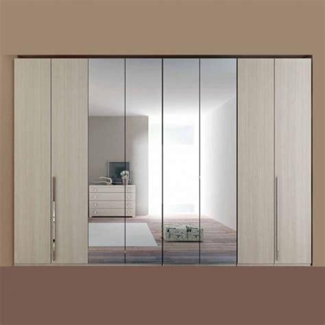 armadio 8 ante armadio h246 battente 8 ante da 45 anta liscia e specchio