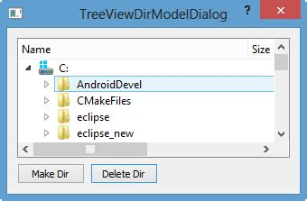 qtreeview tutorial qt5 tutorial modelview with qtreeview and qdirmodel 2018