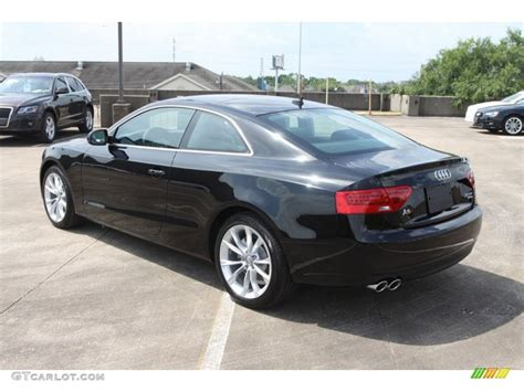 black audi 2012 audi a5 coupe black www imgkid com the image kid