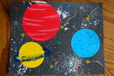 craft ideas for solar system solar system preschool craft ideas pics about space