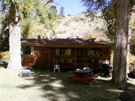 Conejos River Cabins 301 moved permanently