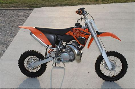 Used Ktm 50 2013 Ktm Sx 50 Cc Dirtbike For Sale On 2040 Motos