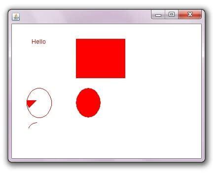 javatpoint layout manager java swing jframe setbackground color