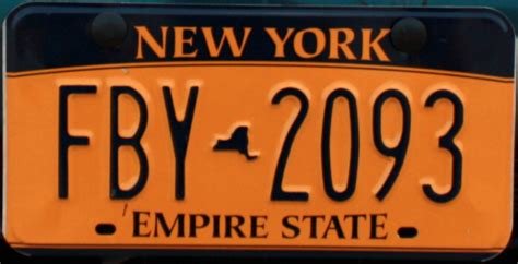 Ny Dmv Vanity Plates by Vehicle License Plates Of The World Page 42 Skyscrapercity
