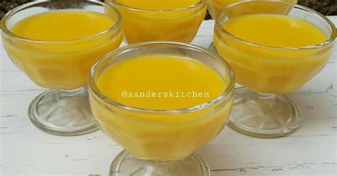 resep puding mangga nutrijel oleh xanders kitchen cookpad
