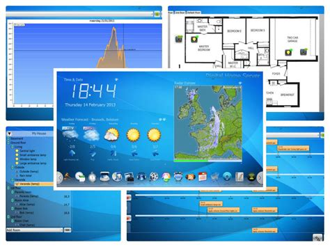 digital home server 2 1 3 0 screenshot freeware files