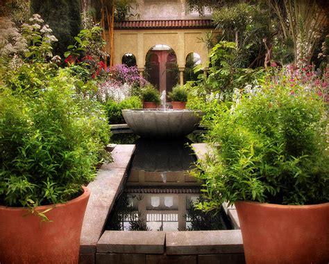 gardens photograph by jenney