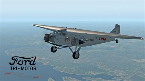 Ford Trimotor by Ford Tri Motor 5 At