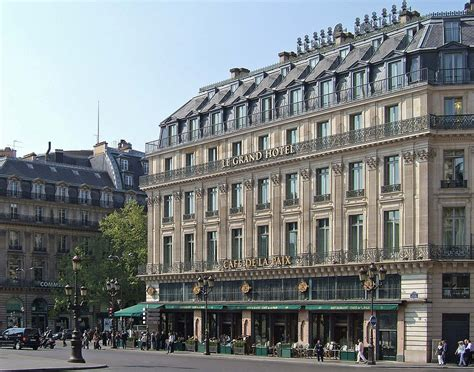 paris hotel des grands hommes 3 star hotel saint germain intercontinental paris le grand hotel wikipedia