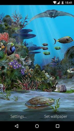 Android Aquarium Live Wallpaper Apk by 3d Aquarium Live Wallpaper Hd Apk For Android
