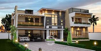 Contemporary Home by Luxuries Contemporary House Plan By Creo Homes Amazing
