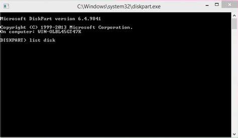 membuat usb boot dengan cmd cara membuat usb flashdisk bootable dengan cmd command