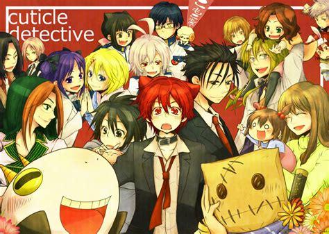 cuticle tantei inaba moonlight summoner s anime sekai april 2015