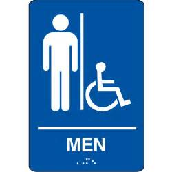 Mens Bathroom Sign Men S Bathroom Sign Flickr Photo Sharing